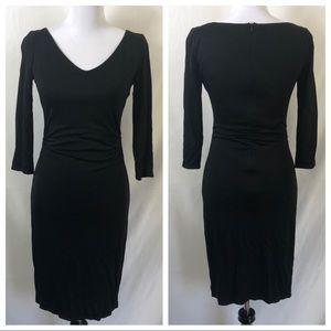 David Meister Little Black dress size 4